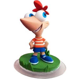 FIG: DISNEY INFINITY 1.0 PHINEAS (USED)